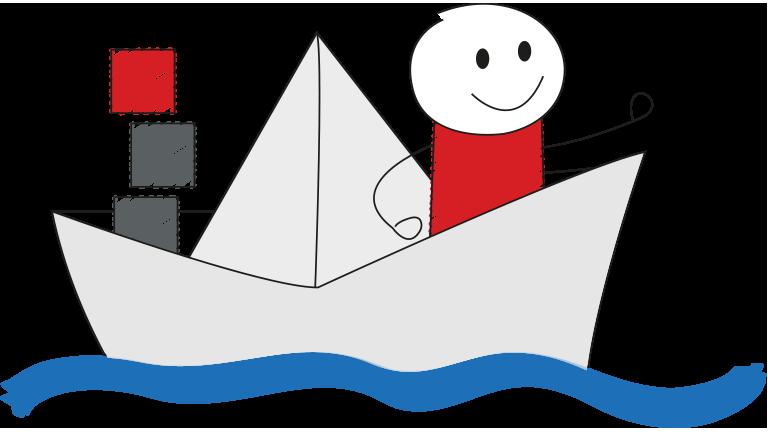 stickman ship