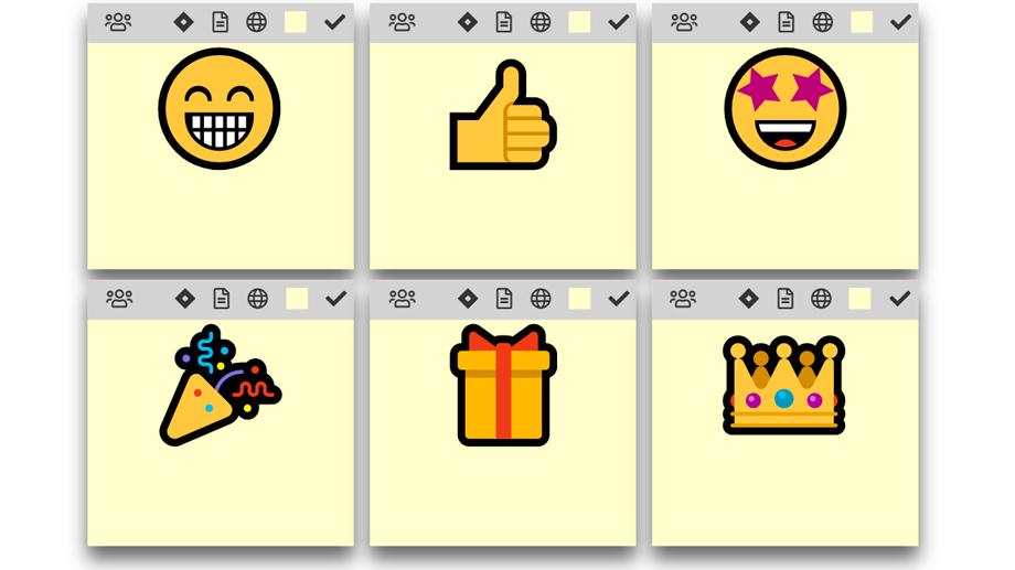 Emoticons ALEAS Board